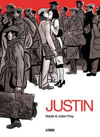 justin - Julien Frey / Nadar