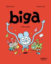 BIGA 2 - SUPER LAGUNA!