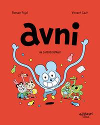 AVNI 2 - UN SUPERCOMPANY!