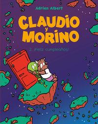 CLAUDIO Y MORINO 2 - ¡FELIZ CUMPLEAÑOS!