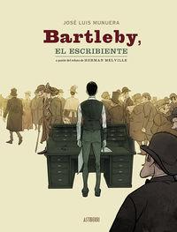bartleby, el escribiente - Jose Luis Munuera