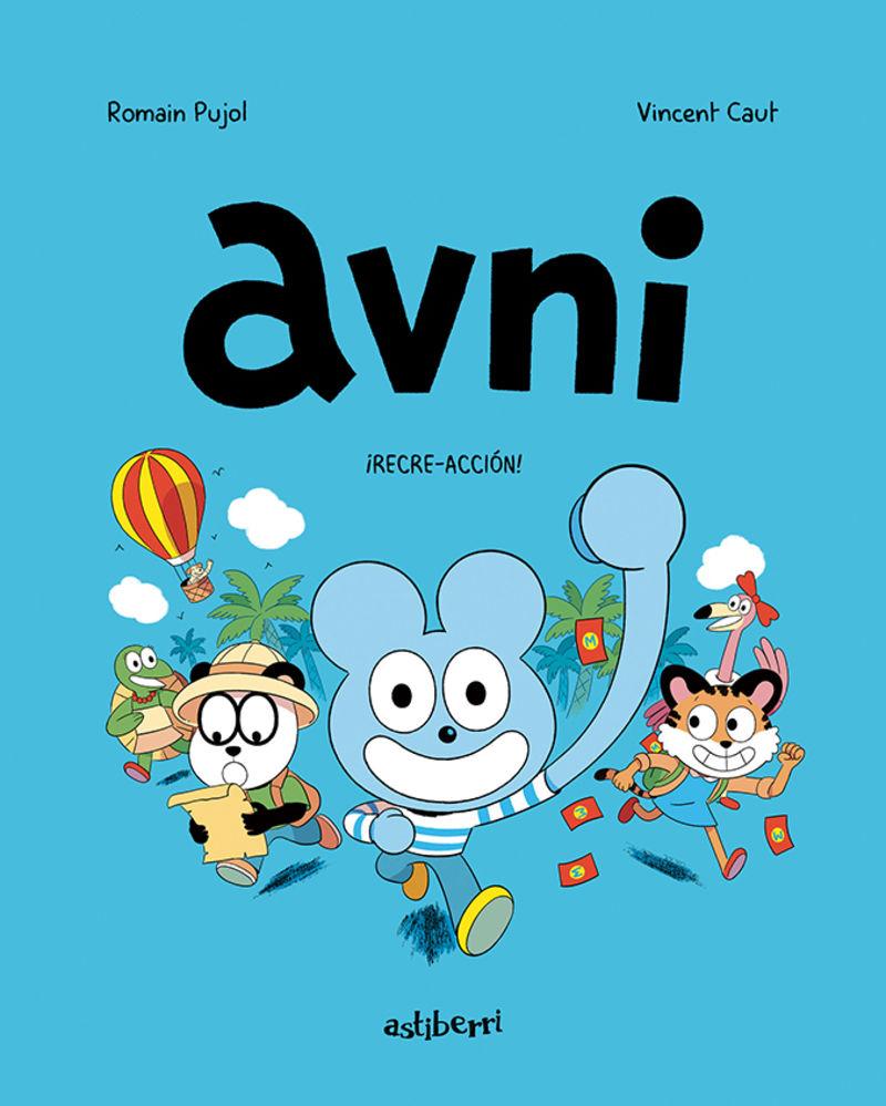 AVNI 3 - ¡RECRE-ACCION!
