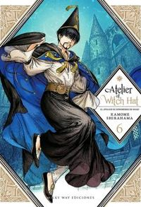 ATELIER OF WITCH HAT 6