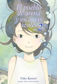 PUEBLO DE LA ARENA Y ESCAMAS AZULES, EL 2