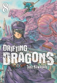 DRIFTING DRAGONS 8