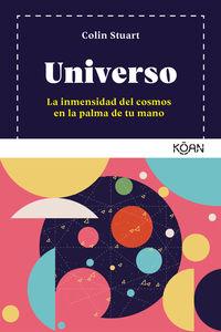 UNIVERSO - LA INMENSIDAD DEL COSMOS EN LA PALMA DE TU MANO