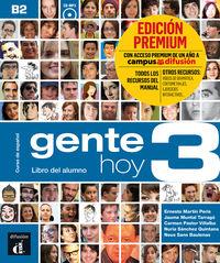 GENTE HOY 3 (ED PREMIUM)
