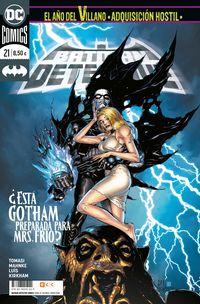 BATMAN: DETECTIVE COMICS 21 (RENACIMIENTO)