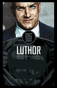LEX LUTHOR (ED. BLACK LABEL)