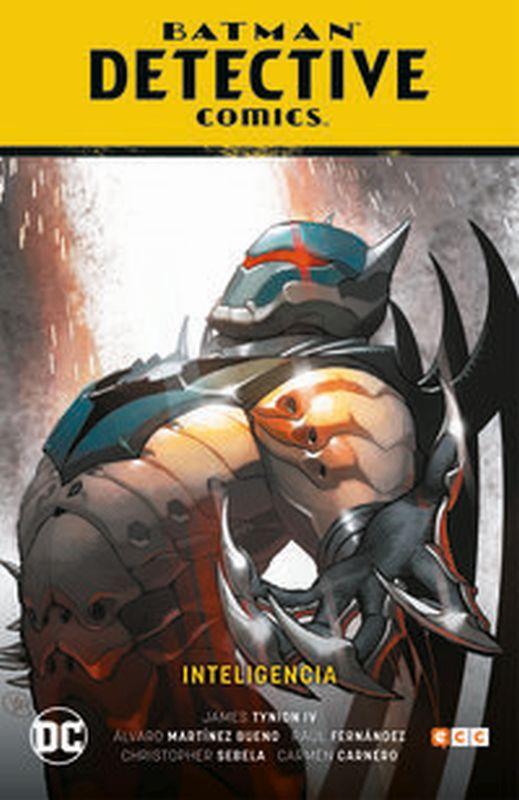 BATMAN - DETECTIVE COMICS - INTELIGENCIA