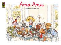 ANA ANA - DILUVIO DE CHOCOLATE