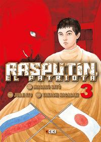 RASPUTIN, EL PATRIOTA 3