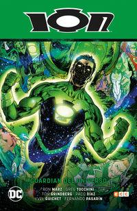 GREEN LANTERN: ION - GUARDIAN DEL UNIVERSO