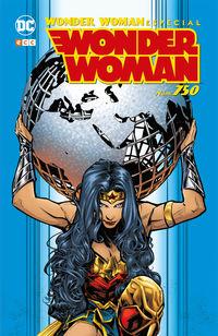 WONDER WOMAN (ESPECIAL WONDER WOMAN 750)