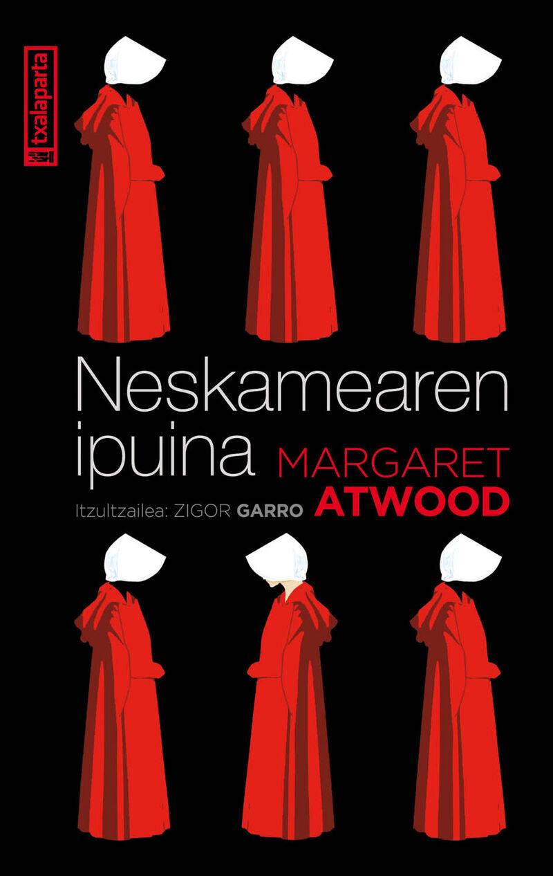 neskamearen ipuina - Margaret Atwood