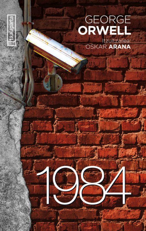 1984 (eusk) - George Orwell