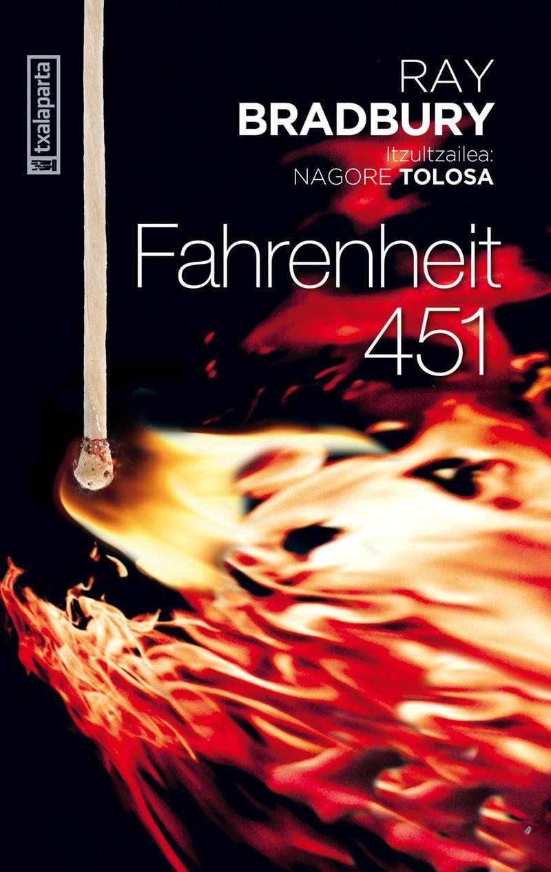 fahrenheit 451 (eusk) - Ray Bradbury