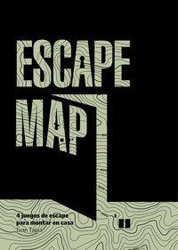 ESCAPE MAP - 4 JUEGOS DE ESCAPE PARA MONTAR EN CASA