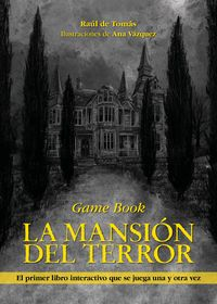MANSION DEL TERROR, LA - GAME BOOK