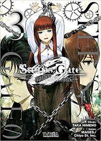 STEINS GATE ZERO 3