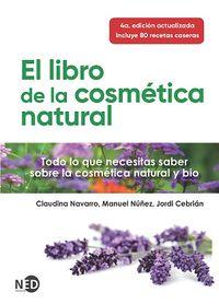 LIBRO DE LA COSMETICA NATURAL, EL