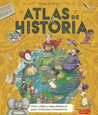 atlas de historia - Thiago De Moraes