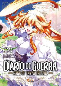 DIARIO DE GUERRA - SAGA OF TANYA THE EVIL 9