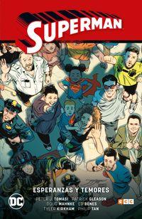 SUPERMAN 6 - ESPERANZAS Y TEMORES (SUPERMAN SAGA RENACIDO PARTE 3)