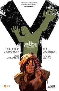 (2 ED) Y, EL ULTIMO HOMBRE 2 (CARTONE)