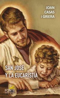 san jose y la eucaristia - Joan Casas I Griera