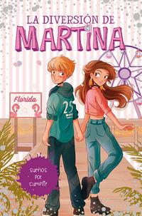 Diversion De Martina, La 10 - Sueños Por Cumplir - MARTINA D'ANTIOCHIA
