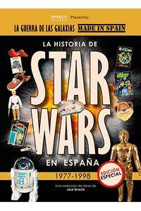 HISTORIA DE STAR WARS EN ESPAÑA 1977-1998 (3 VOLS)