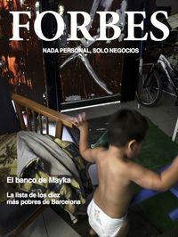 FORBES - EL BANCO DE MAYKA