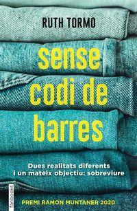 Sense Codi De Barres (premi Ramon Muntaner 2020) - Ruth Tormo