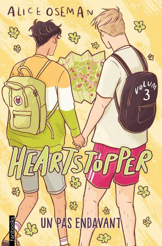 Heartstopper 3 - Un Pas Endavant - Alice Oseman