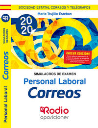 SIMULACROS DE EXAMEN - PERSONAL LABORAL - CORREOS