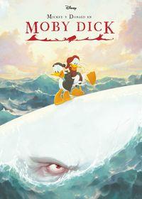 mickey y donald en moby dick - cuento - Aa. Vv.