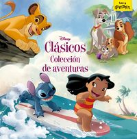 CLASICOS DISNEY - COLECCION DE AVENTURAS