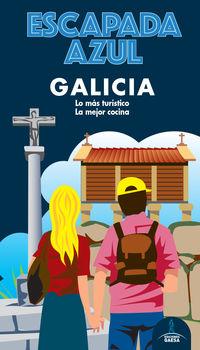 Galicia - Escapada Azul - Jesus Garcia