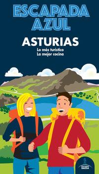 Asturias - Escapada Azul - Jesus Garcia / Manuel Monreal