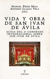 Vida Y Obra De San Juan De Avila - Aa. Vv.