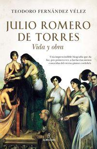 JULIO ROMERO DE TORRES - VIDA Y OBRA