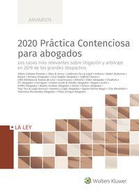 2020 PRACTICA CONTENCIOSA PARA ABOGADOS