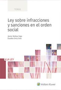 LEY SORBE INFRACCIONES Y SANCIONES EN EL ORDEN SOCIAL