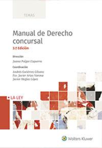 (3 ED) MANUAL DE DERECHO CONCURSAL