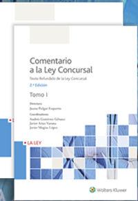 (2 ED) COMENTARIO A LA LEY CONCURSAL (2 VOLS. )