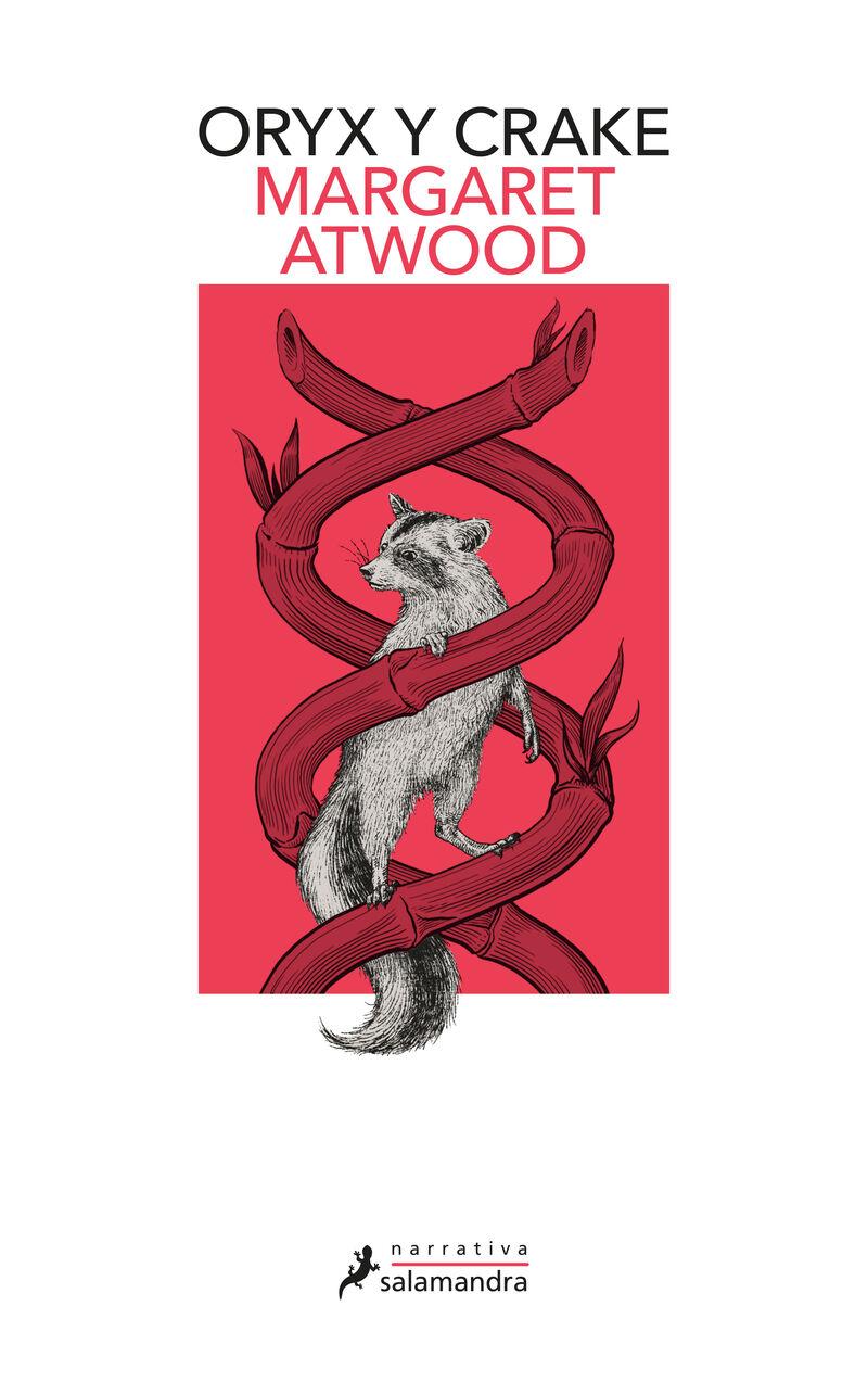 oryx y crake (trilogia de maddaddam 1) - Margaret Atwood