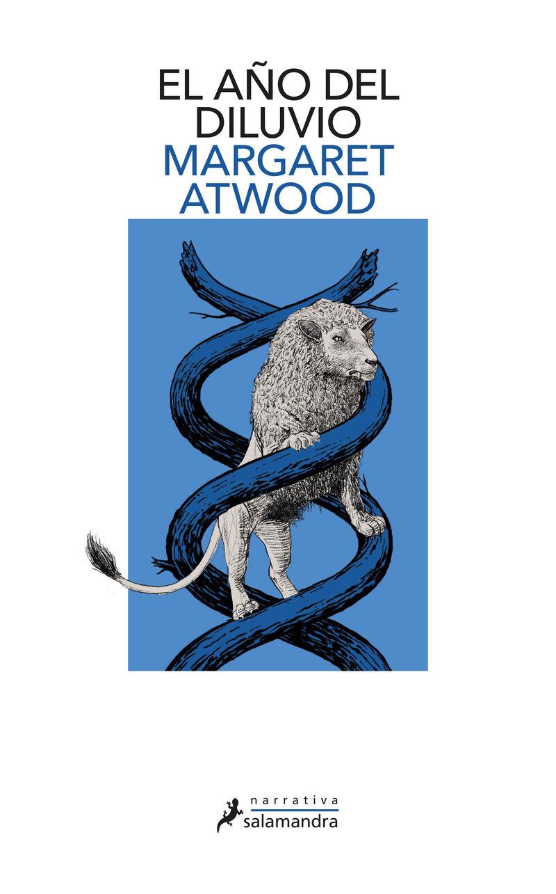 el año del diluvio (trilogia de maddaddam 2) - Margaret Atwood