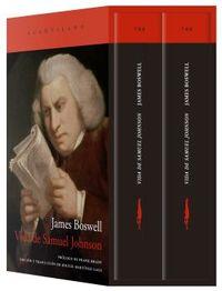(estuche) vida de samuel johnson (2 vols) - James Boswell