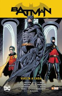 BATMAN - VUELTA A CASA (BATMAN SAGA - BATMAN Y ROBIN PARTE 5)
